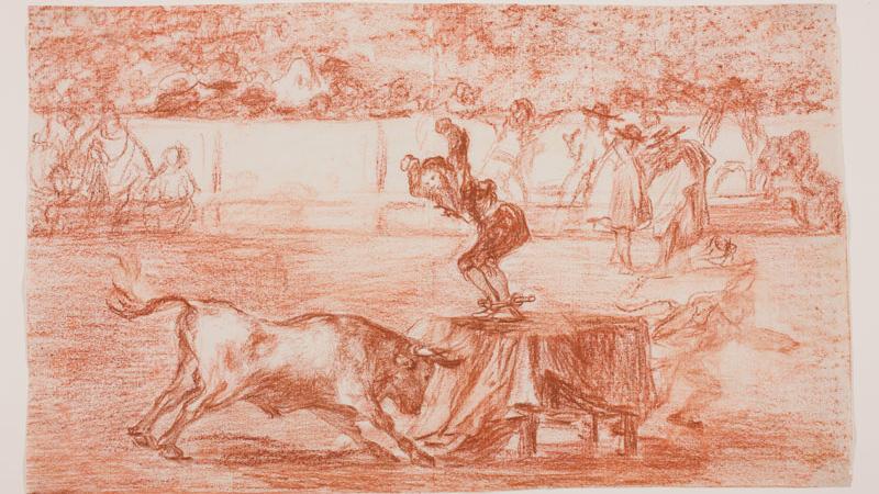 Francisco de Goya, 1815