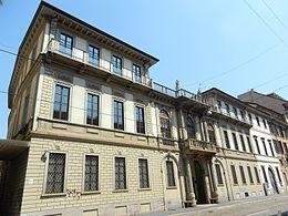 Palazzo Mellerio a Milano
