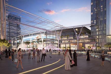 Meydan One Mall - Salini Impregilo